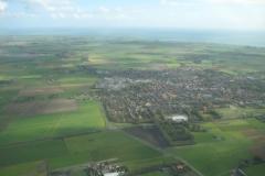 Felder und Wiesen - Den Burg