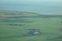 Felder und Wiesen_Wattenmeer